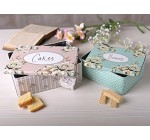 Creative Tops Katie Alice Cottage Flower Shabby Chic Cake and Biscuit Tins, Set of 2