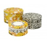Emma Bridgewater Black Toast & Marmalade Design Set of 3 Cake Tins
