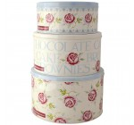 Emma Bridgewater Rose Design Round Cake Tins, Set of 3