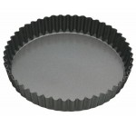 Master Class 20cm Non-Stick Loose Base Fluted Quiche Tin