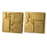 Silikomart Gingerbread House Silicone Baking Mould