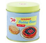 Tala Retro Ceramic Pie Beads (Baking Beans) in Tin, 700g