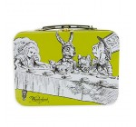 Wonderland Mad Hatter's Tea Party Lunch Tin