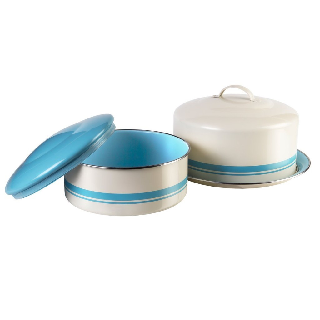 Jamie Oliver Stackable Small & Large Cake Tin Set