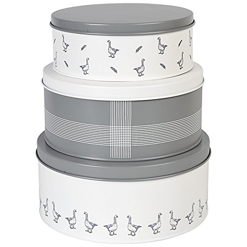 Mary Berry Set Of Three Cake Tins